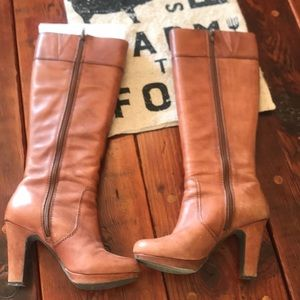 Gianni Bini Shoes - Gianni Bini tall over the calf boots 7.5